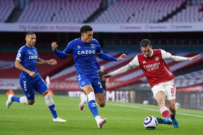 Everton Bekuk The Gunners, Holgate Semringah