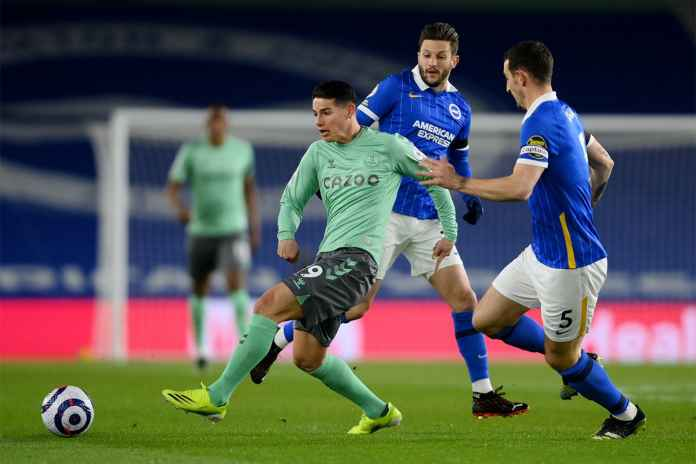 Everton Didesak Harus Finis di Papan Atas Liga Inggris