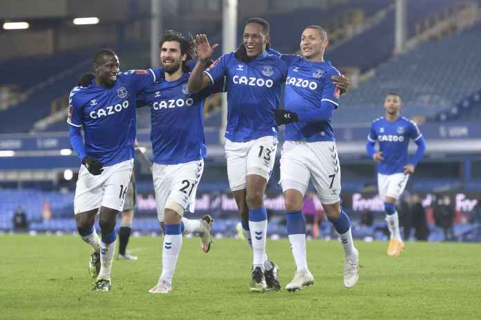 Everton Masih Pede Dapat Satu Tempat Eropa