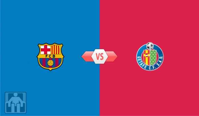 Prediksi Barcelona vs Getafe, Copa del Rey Dalam Genggaman, Saatnya Kejar La Liga