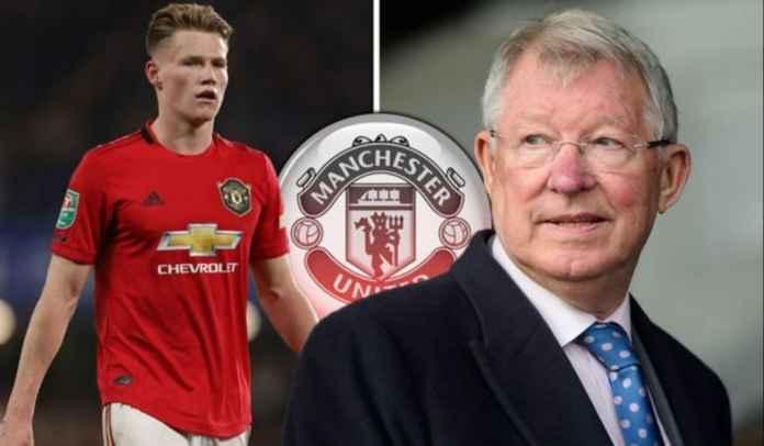 Alex Ferguson Samakan Scott McTominay Dengan Legenda Man Utd Darren Fletcher