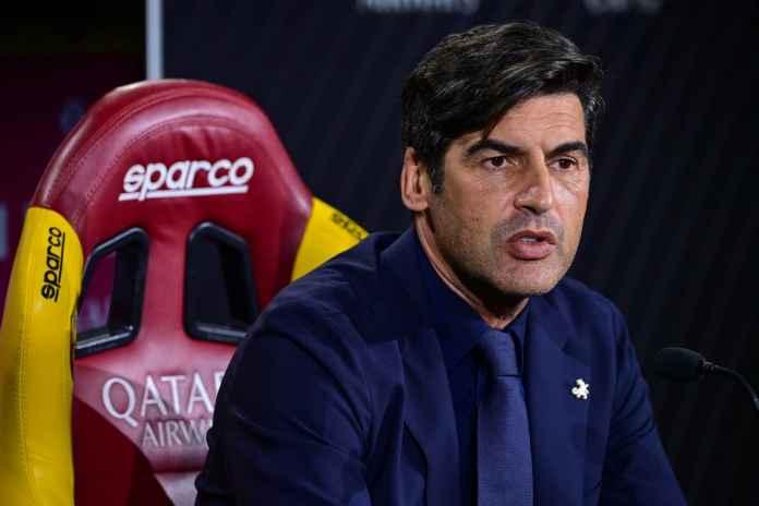 Fonseca Isyaratkan Nyerah Bawa Roma Finis Empat Besar
