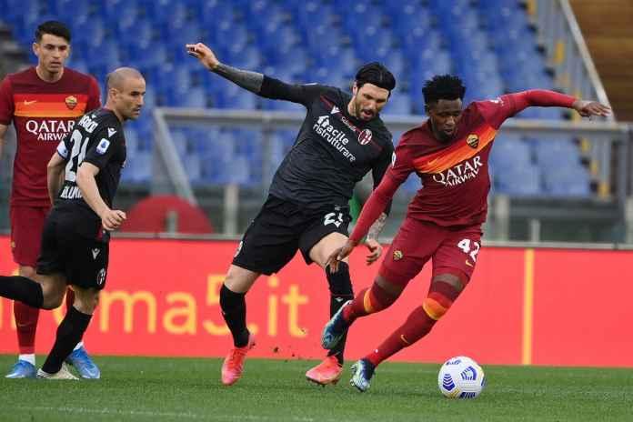 Fonseca Puas dengan Hasil Laga Roma Kontra Bologna