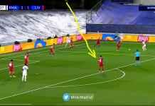 Dikit Lagi Real Madrid Gol, Target Transfer Barcelona Ini Malah Melamun di Pinggir Kotak Penalti