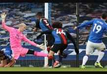 James Bantu Everton Akhiri Tiga Kekalahan Beruntun, Tapi Gagal Menang Lawan Palace Tadi Malam