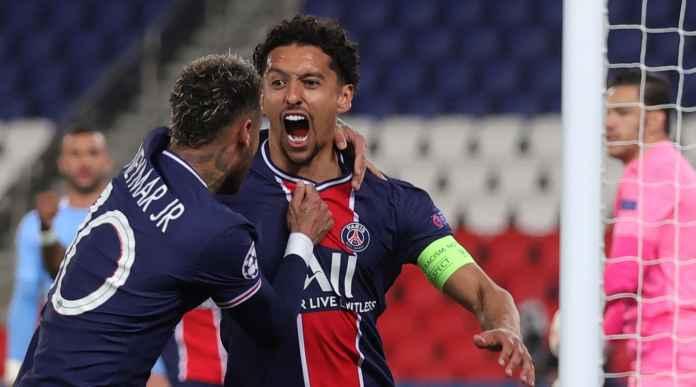 Gol Sang Kapten Bikin PSG Ungguli Man City, Selalu Menang Jika Marquinhos Cetak Gol