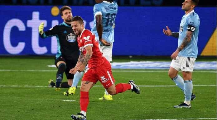 Hasil Liga Spanyol: Dibuang Atalanta, Pemain Argentina Ini Menolong Sevilla Dekati Barcelona di La Liga