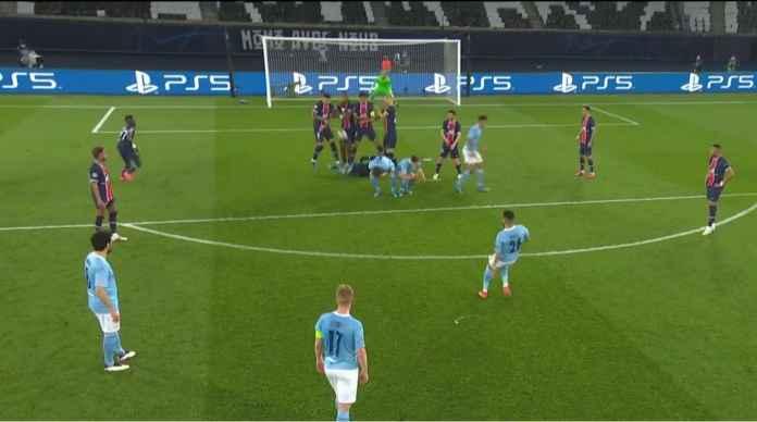 Gol Tak Sengaja De Bruyne dan Pagar Bolong Kimpembe dan Paredes Penyebab Man City Menang di PSG