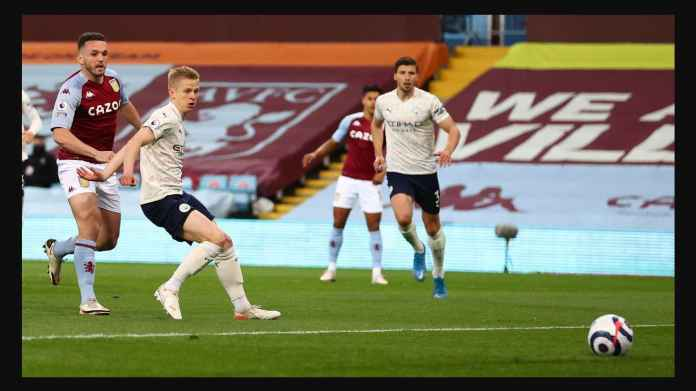 Lihat Manchester City Terkejut Dengan Gol 20 Detik Aston Villa Laga Liga Inggris Tadi Malam