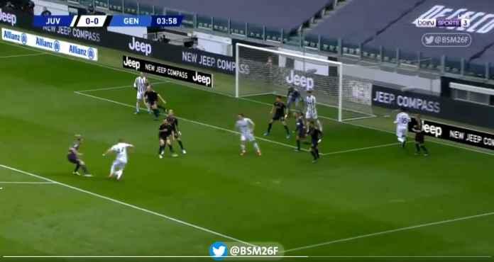 Gol Pertama Juventus Taktik Jenius Andrea Pirlo, Tidak Apa Korbankan Ronaldo, yang Penting Gol
