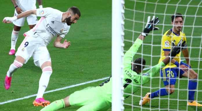 Hasil Liga Spanyol: Real Madrid Kuasai Puncak La Liga, Messi Bisa Gugup Lihat Benzema Selisih 2 Gol
