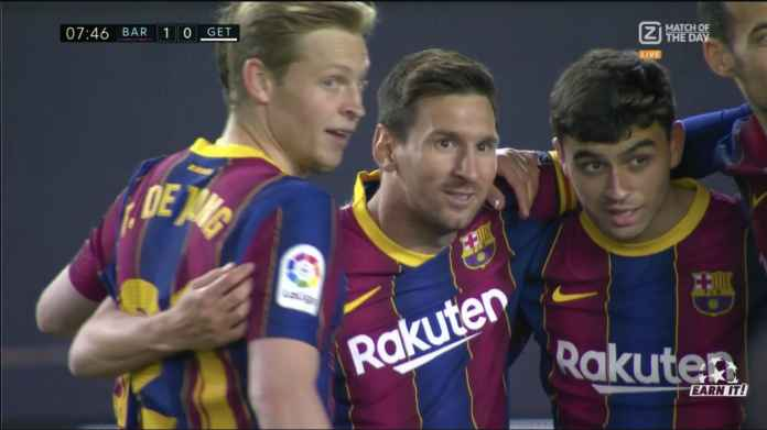 Satu Gol Lionel Messi Seharusnya Bisa Bawa Barcelona Dekati Real Madrid Pada Jarak 2 Poin