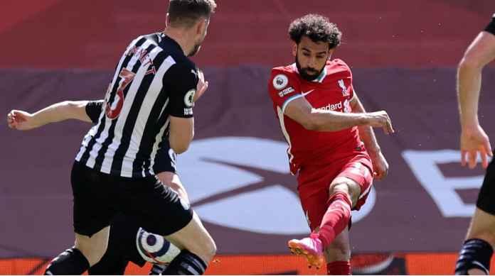 Peluang Liverpool Lolos Liga Champions Dalam Bahaya! Gol Callum Wilson Masa Injury Time Bikin Rusak