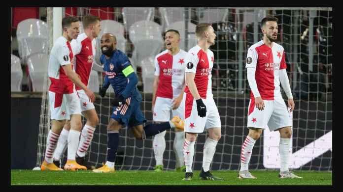 4 Gol Arsenal Dicetak Pemain Berkulit Hitam Kirim Pesan Penting Bagi Slavia Praha