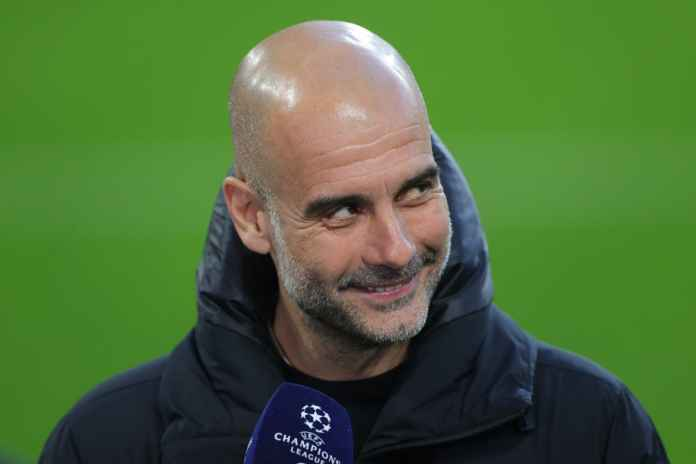 Guardiola dan Man City Impikan Final Liga Champions