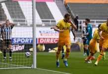 Hasil Liga Inggris: Kelengahan 5 Menit Terakhir Bikin 2 Gol Harry Kane Sia-sia, Tottenham Hilang 2 Poin