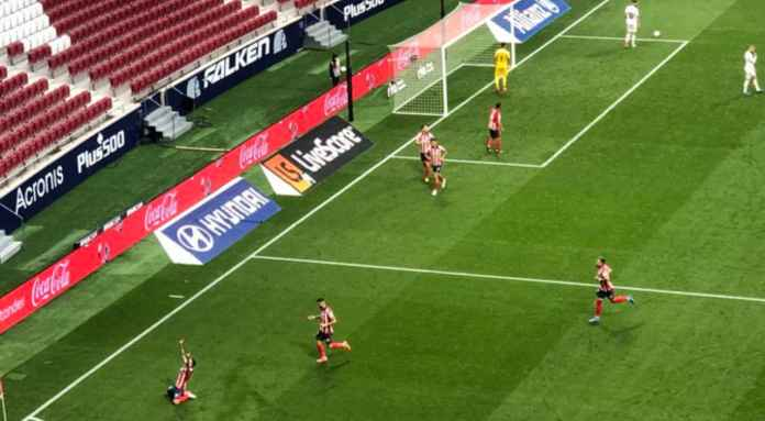 Hasil Atletico Madrid vs Huesca di Liga Spanyol tadi malam