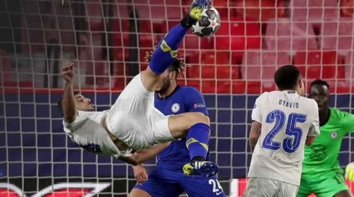 Hasil Chelsea vs Porto di leg kedua babak perempat final Liga CHampions tadi malam