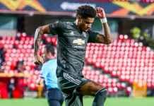 Hasil Granada vs Manchester United di Leg Pertama Perempat Final Liga Europa 2021