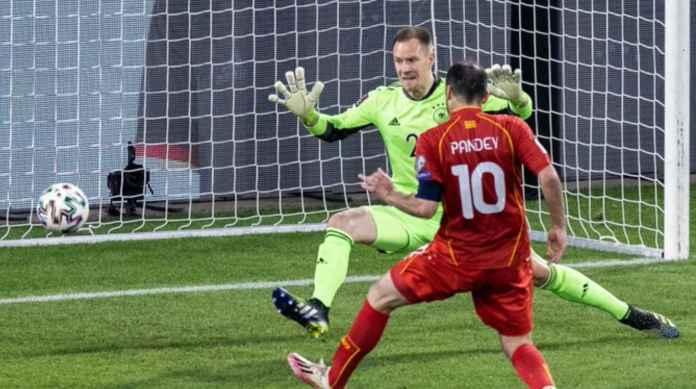 Hasil Jerman vs Makedonia Utara di Kualifikasi Piala DUnia 2022 Grup J