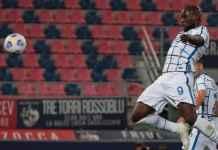Hasil Liga Italia - Hasil Bologna vs Inter Milan - Gol Romelu Lukaku