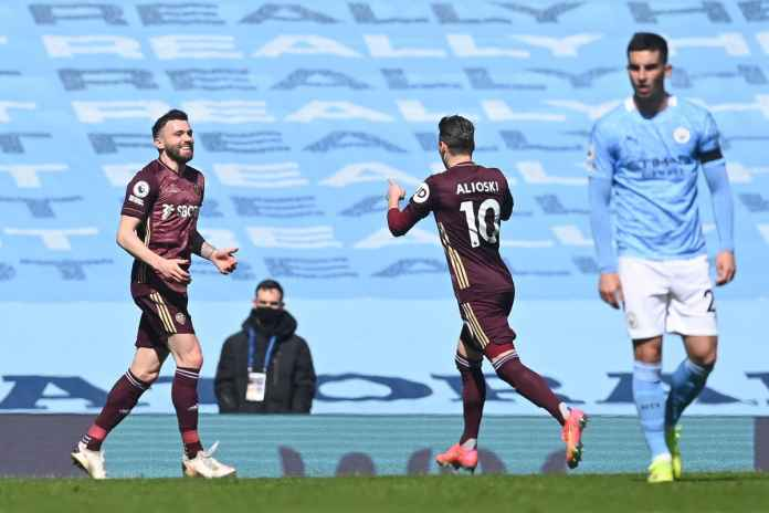 Hasil Manchester City vs Leeds United, 10 Pemain Leeds Benamkan The Citizens