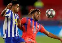 Hasil Porto vs CHelsea di pertandingan leg pertama perempat final Liga Champions
