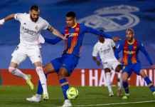 Hasil Real Madrid vs Barcelona di Liga Spanyol - Hasil El Clasico skor akhir