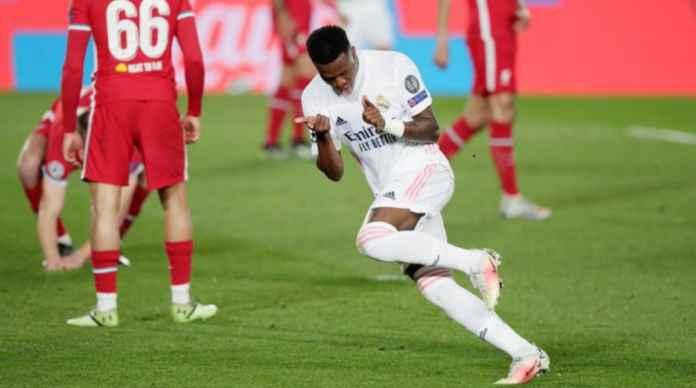 Hasil Real Madrid vs Liverpool di leg pertama perempat final Liga Champions