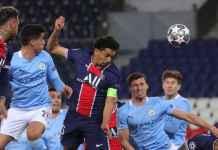 Hasil Semifinal Liga Champions - Hasil PSG vs Manchester City
