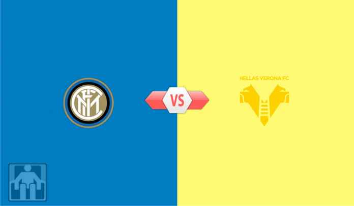 Prediksi Inter Milan vs Hellas Verona, Tiga Kemenangan Lagi Menuju Gelar Scudetto
