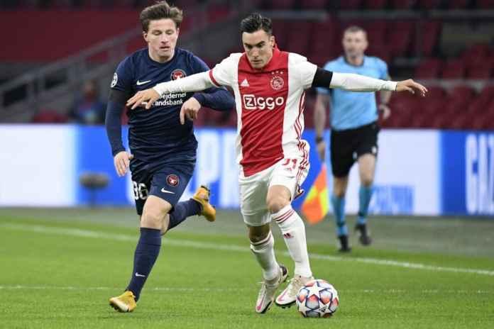 Inter Milan Disambut Baik Bek Ajax Amsterdam