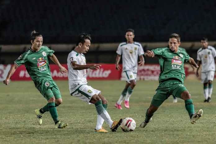 Irfan Bachdim Targetkan Kemenangan Hadapi Bali United