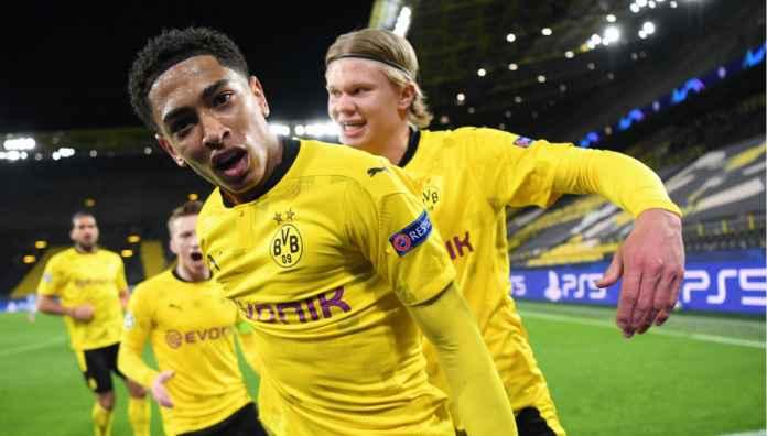 Dortmund Sudah Unggul Satu Gol, Pemain Muda Inggris Bisa Gagalkan Manchester City Lolos