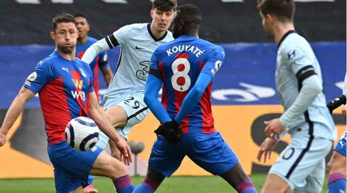 102 Detik Dua Gol Chelsea Robek Gawang Crystal Palace, Gol Pertama Havertz di Liga Inggris Setelah 6 Bulan
