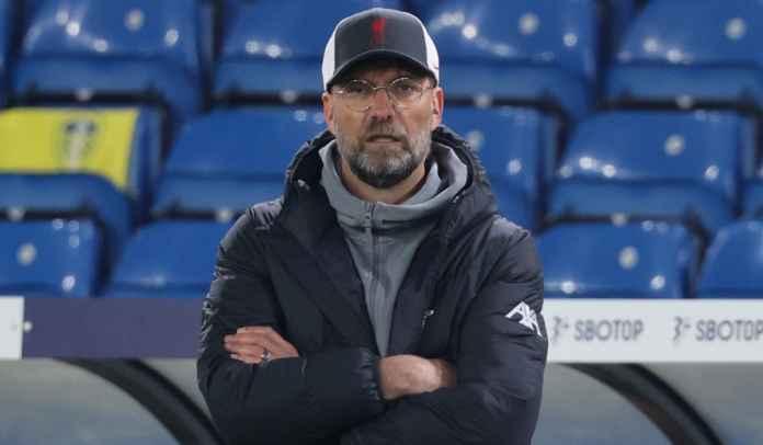 Panik Nggak, Panik Nggak? Panik Lah! Sisa Lima Pekan, Liverpool Siap-Siap ke Liga Malam Jumat