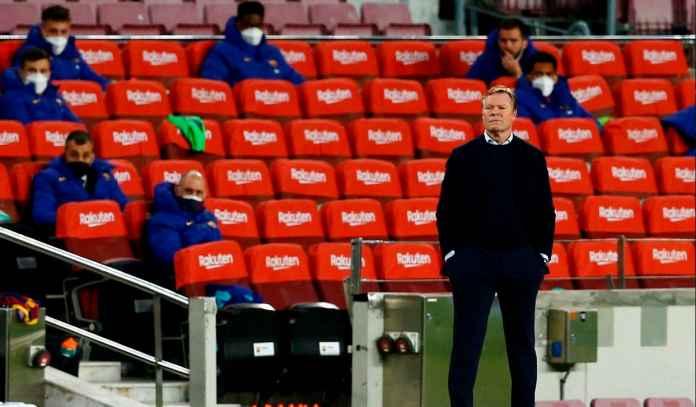 Meremehkan timnya sendiri, Ronald Koeman: Barcelona memang tidak sekuat duo klub Madrid itu