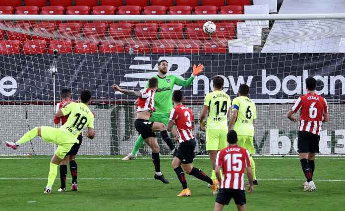 Koke Ungkap Kondisi Tim Usai Keok Kontra Bilbao