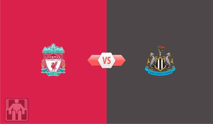 Prediksi Liverpool vs Newcastle, Kesempatan Naik ke Empat Besar Meski Sementara