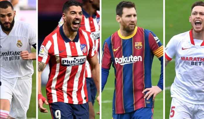 Empat Alasan Mengapa Barcelona Bakal Juara La Liga Spanyol, Duo Madrid Menangis