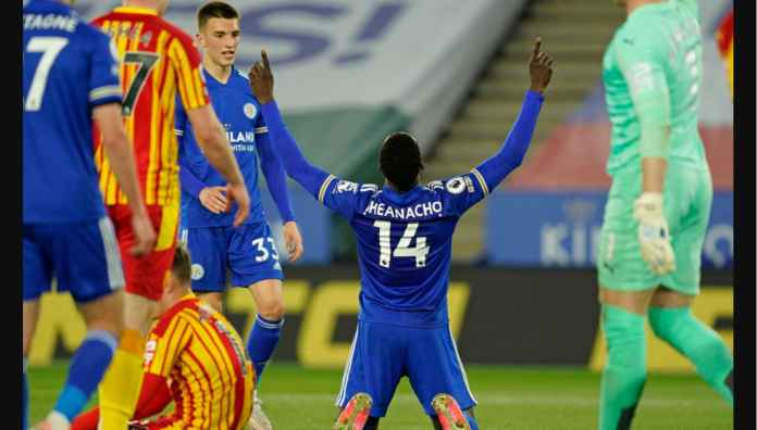 Hasil Liga Inggris: Leicester Melaju, Paksa Chelsea, West Ham, Spurs, Liverpool Rebutan Jatah Liga Champions