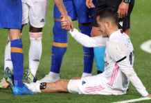 Real Madrid Bayar Mahal Kemenangan atas Barcelona, Kehilangan Satu Lagi Andalan Jelang Tandang ke Liverpool