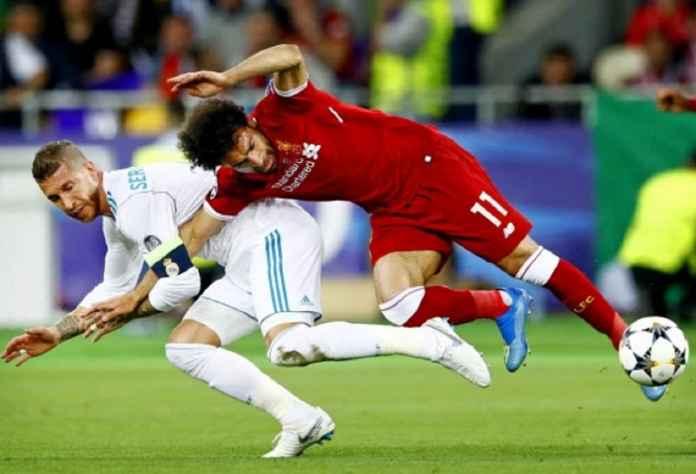 Real Madrid Tanpa Sergio Ramos Hadapi Liverpool
