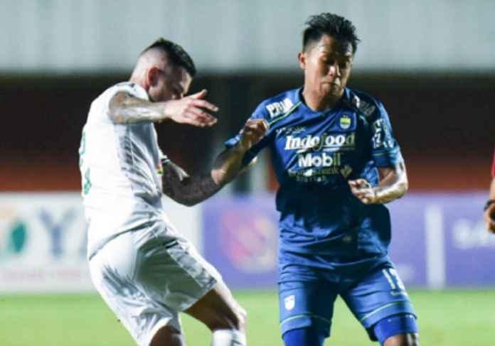 Hasil Piala Menpora: Persib Tundukkan PSS di Leg Pertama Semi-Final