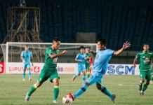 Hasil Piala Menpora: Imbang Melawan Persela, Persebaya Tetap Kokoh di Puncak Klasemen Grup C