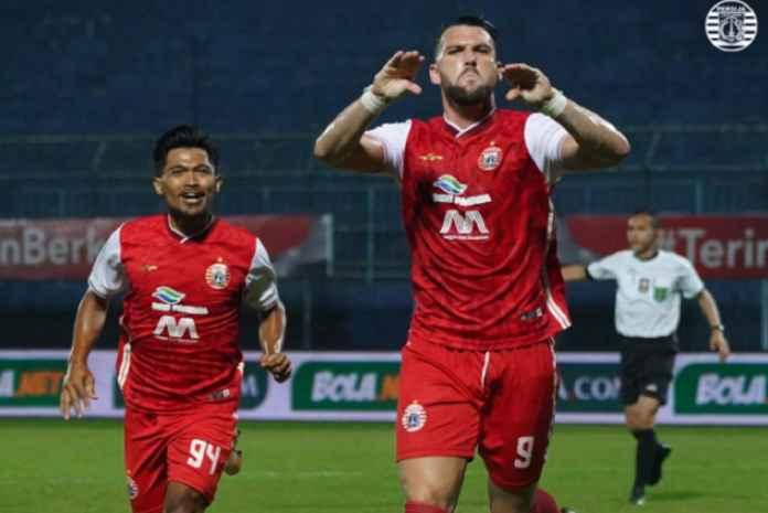 Hasil Piala Menpora: Menang Tipis Atas Barito Putera, Persija Hadapi PSM di Semi-Final