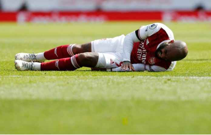 Lacazette Cedera, Mikel Arteta Tunjuk Pemain Ini Saat Arsenal Menjamu Everton
