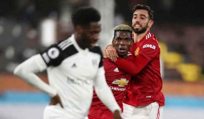 Bruno Fernandes Tunggu Pogba Baru Perpanjang Kontrak di Manchester United