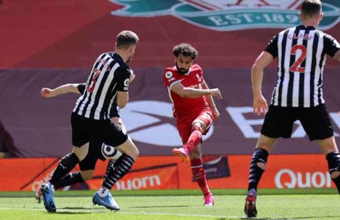 Pecahkan Rekor Robbie Fowler dan Luis Suarez, Salah Masuk 12 Pencetak Gol Teratas Liverpool