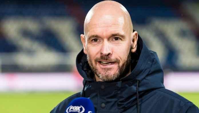 Tottenham Hotspur Cuma Mimpi Dilatih Manager Ajax